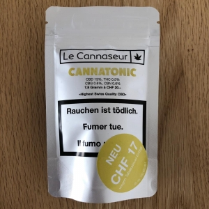 CBD - CANNATONIC - 1.8 g